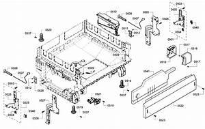 33 Bosch Dishwasher Parts Diagram
