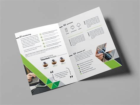 business brochure business brochure design template 000439 template catalog