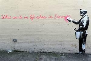 Banksy HD Wallpaper ·①
