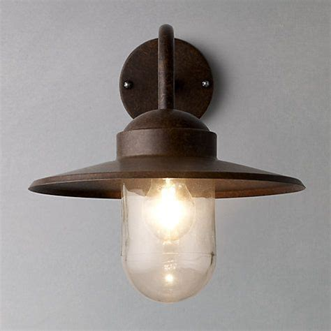 buy nordlux luxembourg outdoor wall light weathered