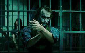 Joker Card Dark Knight - wallpaper.