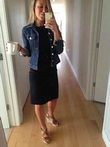 All black wedge sandal outfit - Google Search   Outfits I like   Pinterest   All. All black and ...