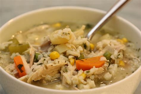 how to cook chicken for soup how to make classic chicken and rice soup glorious soup recipes