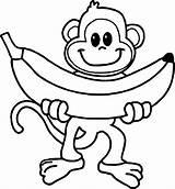 Coloring Colorir 101coloring Macaco Baboon sketch template