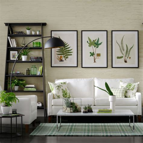Country Style Living Room by Why We Can T Get Enough Of The Botanical Trend Here S 4