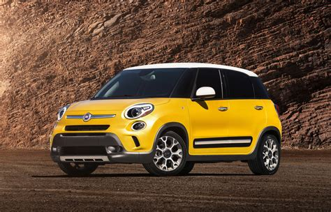 Fiat 500l Models by 2014 Fiat 500l Rounds Out The Model Range
