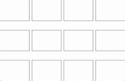 Storyboard Panels Clipart Clker Clip