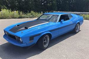 1973 Ford Mustang Mach 1 4-Speed for sale on BaT Auctions - sold for $18,750 on September 23 ...
