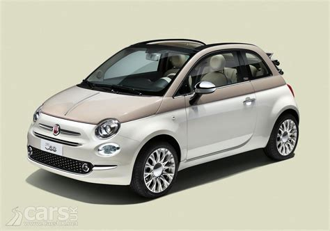 New Fiat 500 by New Fiat 500 60th Pays Retro Homage To The Original Fiat