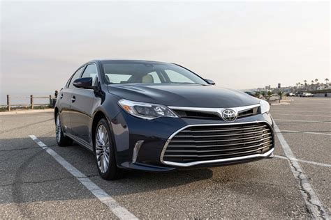 2016 Toyota Avalon, Camry & Corolla Special Editions