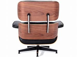 Replica eames lounge chair for Lounge chair replica
