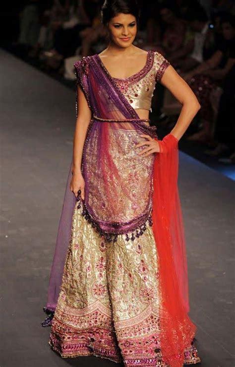 sharara dupatta draping tutorial to set bridal dupatta in stylish way stylo planet