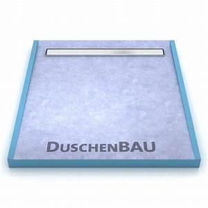 Duschelement Befliesbar Bodeneben : befliesbares duschelement mit rinne cw58 hitoiro ~ Michelbontemps.com Haus und Dekorationen