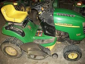 John Deere L100 Lawn  U0026 Garden And Commercial Mowing