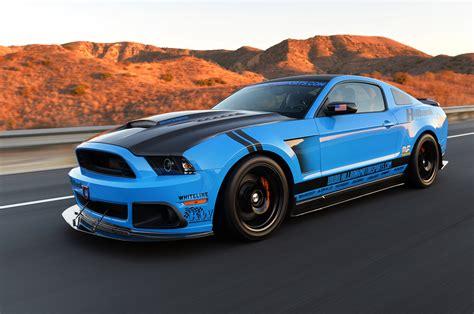 Ashton Stander's Highly Modified 2012 Grabber Blue Ford