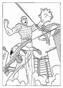 Malvorlagen Ausmalbilder Spiderman Ausmalbilder Und