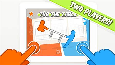 tug the table 2 tug the table universal two player game page 2