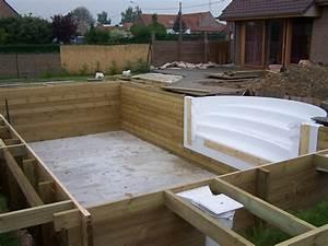 monter une terrasse en bois idees sur les parcs et leur With monter une terrasse bois
