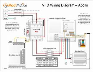 Variable Speed Drive Wiring Diagram