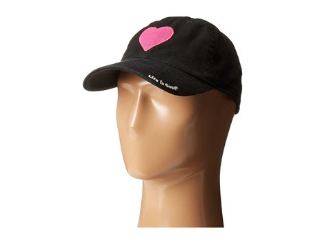Life Is Good. Heart Chill Cap In Black