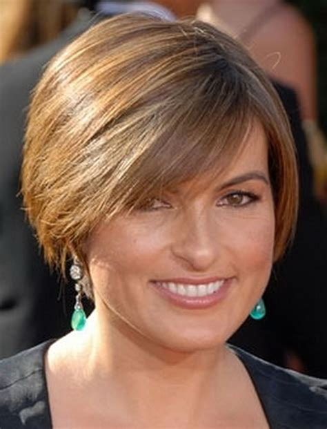 short haircuts   face thin hair ideas