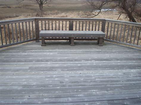deck cleaning restoration  repair michigans leader
