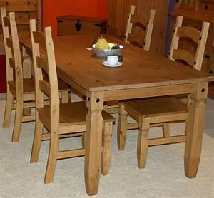 Massivholz Tisch : massivholz esstisch holztisch tisch 180x90 pinie antik ~ Pilothousefishingboats.com Haus und Dekorationen