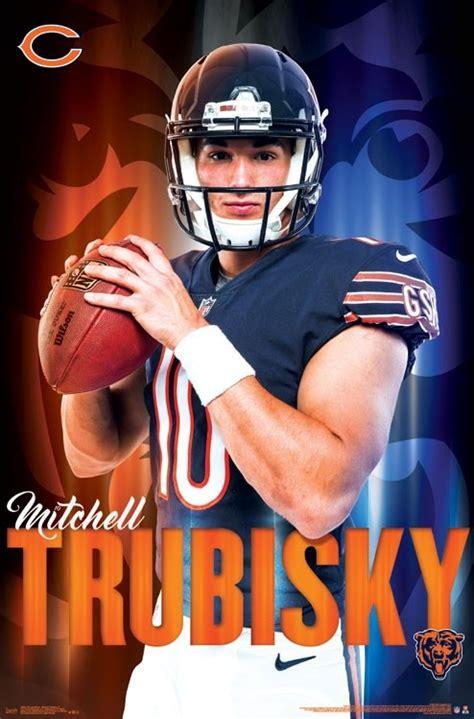 chicago bears mitch trubisky