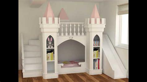 kid bunk beds luxury princess castle bed princess bedroom furniture