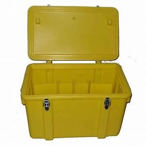 Coffre De Chantier : coffre de chantier plastique 120 litres 680 x 400 x 440 ~ Dode.kayakingforconservation.com Idées de Décoration