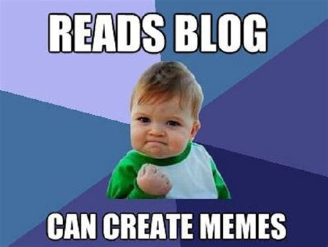 Blog Meme - what do you meme by that the iinet blog