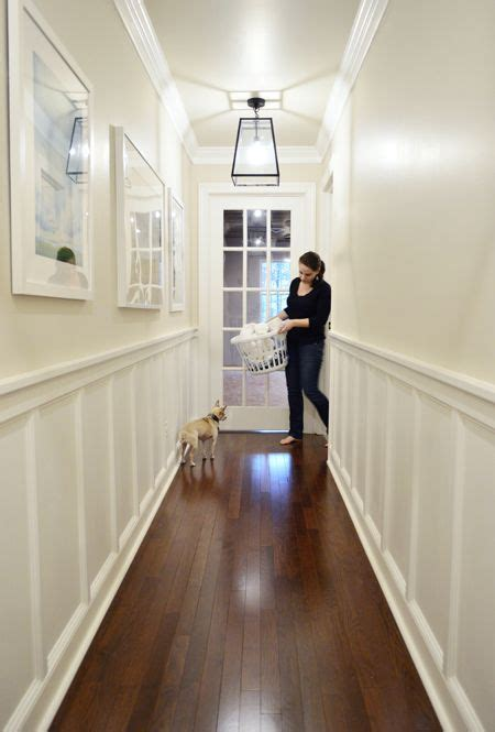 25 best ideas about wainscoting hallway on