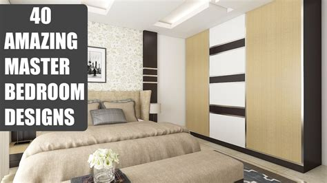 Master Bedroom Design Pictures by 40 Amazing Master Bedroom Designs Interiors Bonito