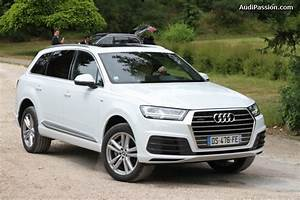 Audi Velizy Occasion : garden party pour le lancement de l audi q7 ~ Gottalentnigeria.com Avis de Voitures