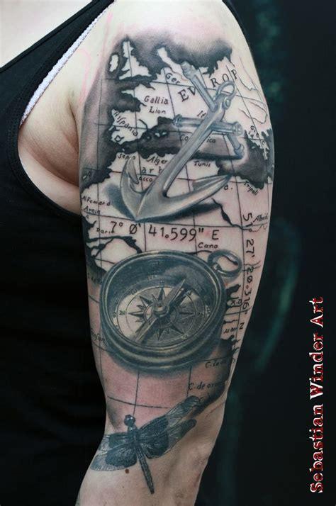 anker kompass die besten 25 kompass ideen auf kompass
