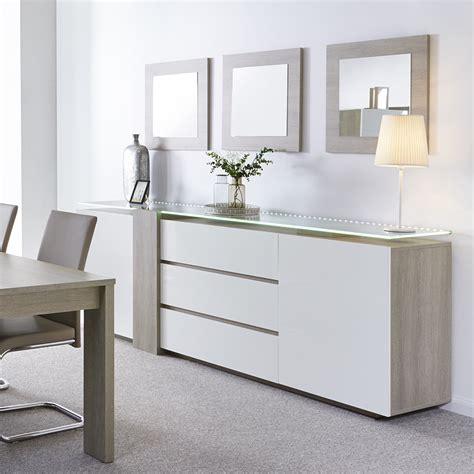 cuisine blanc laque stunning salle a manger blanc gris laque contemporary