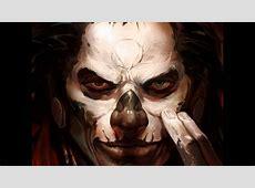 Dark face skull evil horror wallpaper 1920x1080 606436