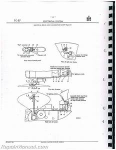 International Harvester 300 Utility Parts Manual