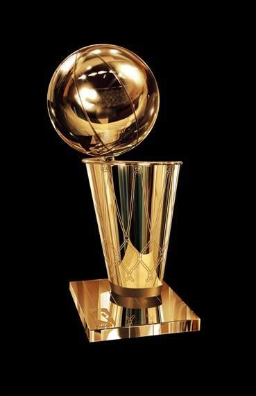 nba finals trophy larry  brien trophy replica nba