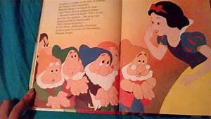 Blanche Neige Disney Youtube : l histoire de blanche neige disney livre audio youtube ~ Medecine-chirurgie-esthetiques.com Avis de Voitures
