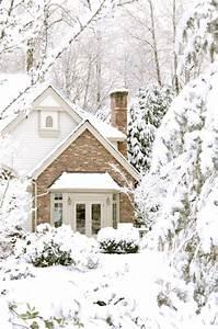 Christmas snow winter white Home warm house cozy snow ...