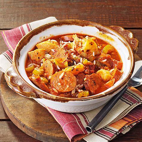 jambalaya slow cooked recipe recipes taste