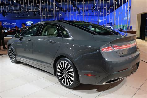 2018 Lincoln Mkz Review, Design, Specs  Cars News Release