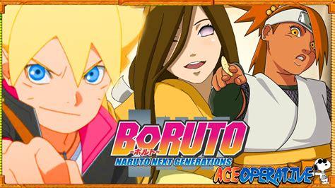 Spoiler Episode Titles! Boruto Naruto The Next Generations