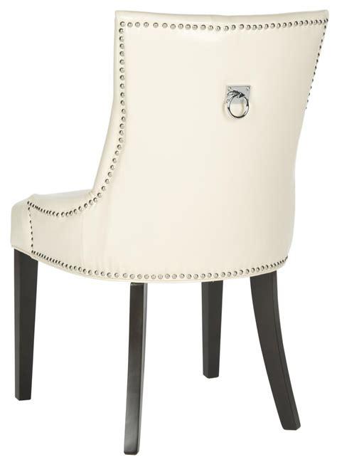 safavieh mcr4716c harlow ring chair black set 891