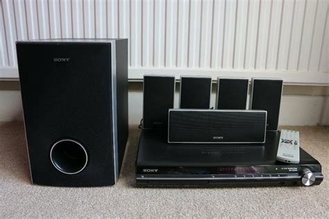 sony dvd home theatre system dav dz230 in bournemouth dorset gumtree