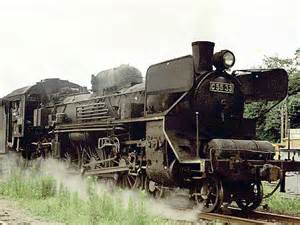 機関車:旧国鉄・C55型機関車。吉都 ...