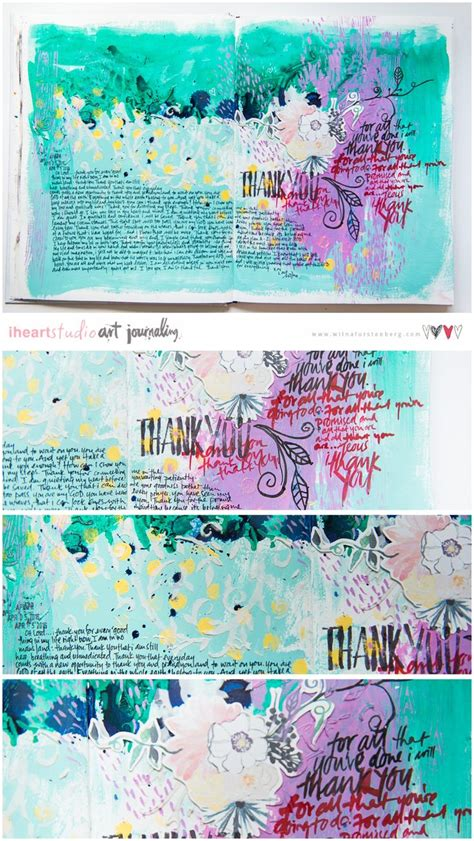 visual journal ideas  inspiration images