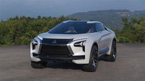 Mitsubishi Concept by Mitsubishi E Evolution Concept Signals The Evo S