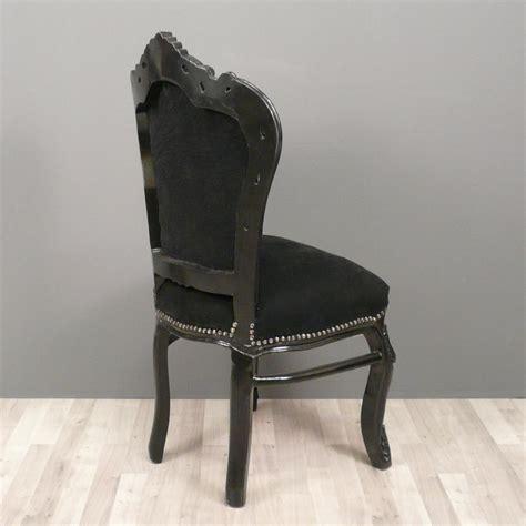 chaise style baroque pas cher chaise baroque fauteuil baroque meuble baroque